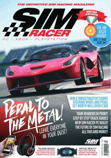 Sim Racer Preview