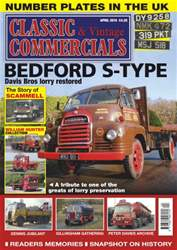 Vol.20 No.8 Bedford S-Type issue Vol.20 No.8 Bedford S-Type