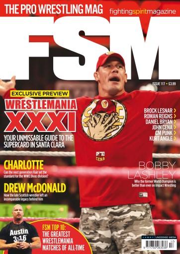 Fighting Spirit Magazine Preview
