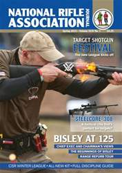 NRA Journal Spring 2015 issue NRA Journal Spring 2015