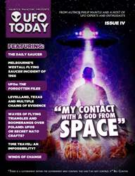 UFO Today Issue IV issue UFO Today Issue IV