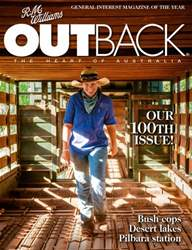 OUTBACK 100 issue OUTBACK 100