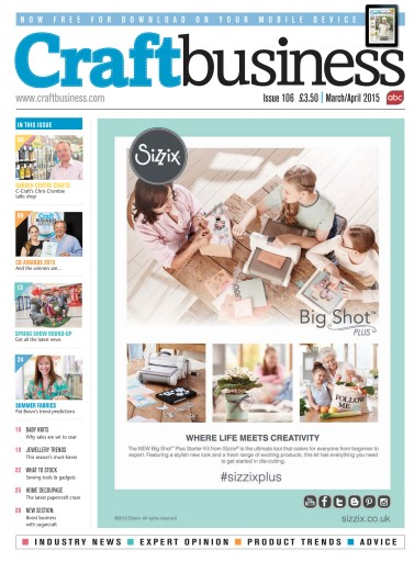 Craft Business Digital Issue