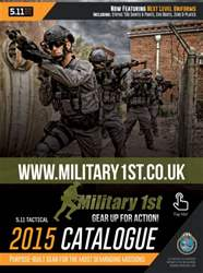 Military 1st - 5.11 Tactical 2015 Catalogue issue Military 1st - 5.11 Tactical 2015 Catalogue