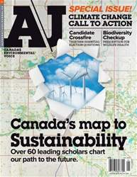 Canada's Map to Sustainability issue Canada's Map to Sustainability