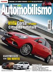 Automobilismo 4 2015 issue Automobilismo 4 2015