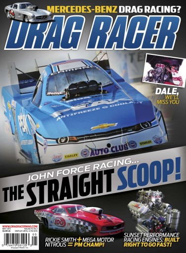 Drag Racer Preview