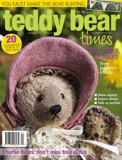 Teddy Bear Times Preview