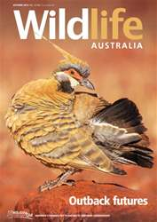 Wildlife Australia Autumn 2015 issue Wildlife Australia Autumn 2015