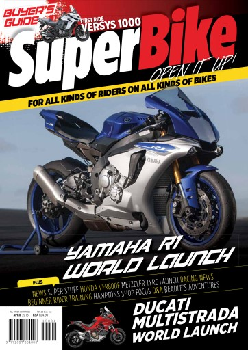 SuperBike South Africa Digital Issue