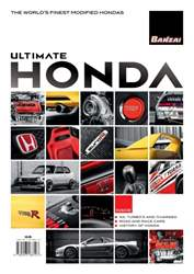 Ultimate Honda issue Ultimate Honda