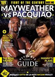 Mayweather-Pacquiao: Fight of the Century issue Mayweather-Pacquiao: Fight of the Century