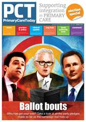 Primary Care Today Spring 2015 issue Primary Care Today Spring 2015