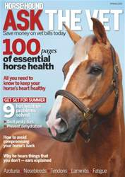 Ask The Vet issue Ask The Vet