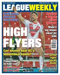 23 March 2015 issue 23 March 2015