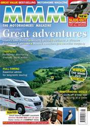 The Great Adventures issue - May 2015 issue The Great Adventures issue - May 2015