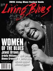 Living Blues #236 issue Living Blues #236