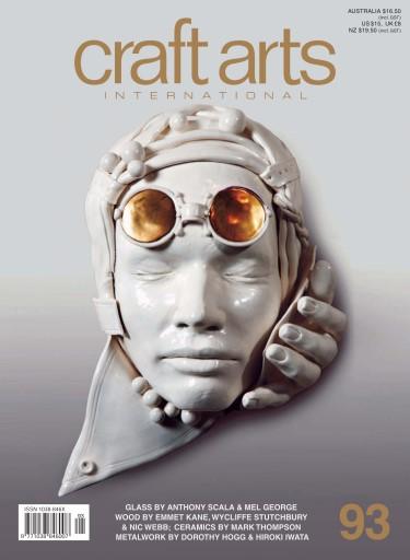 Craft Arts International Pocketmags