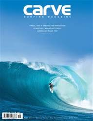Carve Surfing Magazine issue 159 issue Carve Surfing Magazine issue 159