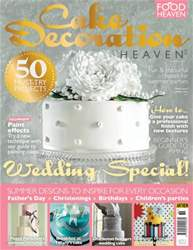 Cake Decoration Heaven Summer 2015 issue Cake Decoration Heaven Summer 2015