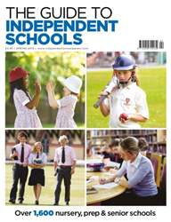 Spring schools guide 2015 issue Spring schools guide 2015