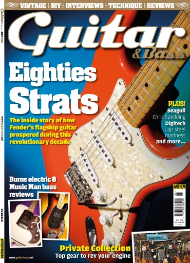 The Guitar Magazine Digital Issue