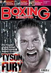 Boxing Monthly September 2011 issue Boxing Monthly September 2011