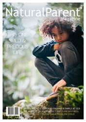 The Natural Parent Magazine Magazine Cover