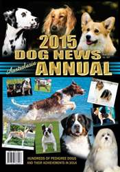 2015 Dog News Australasia Annual issue 2015 Dog News Australasia Annual