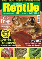 No.74 Tree Frogs issue No.74 Tree Frogs