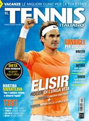 Il Tennis Italiano 4 2015 issue Il Tennis Italiano 4 2015