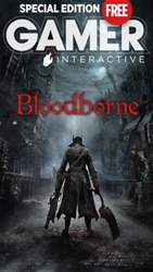 GAMER Interactive 025 - Bloodborne issue GAMER Interactive 025 - Bloodborne
