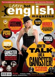 Learn Hot English 155 April  issue Learn Hot English 155 April