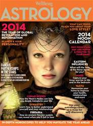 WellBeing Astrology 2014 issue WellBeing Astrology 2014