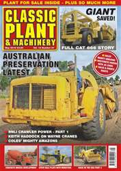 Vol.13 No.8 Australian Preservation Latest issue Vol.13 No.8 Australian Preservation Latest