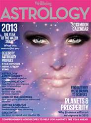 WellBeing Astrology 2013 issue WellBeing Astrology 2013