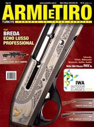 Armi e Tiro Mart/Nisan 2015 issue Armi e Tiro Mart/Nisan 2015