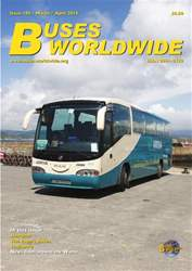 Buses Worldwide Magazine Cover