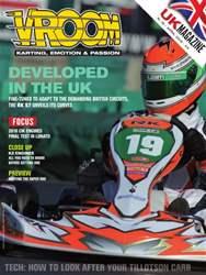 Vroom UK Magazine Cover