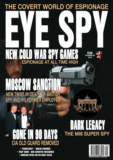 Eye Spy Preview
