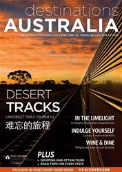 Destinations Australia 2015/2016 Edition issue Destinations Australia 2015/2016 Edition