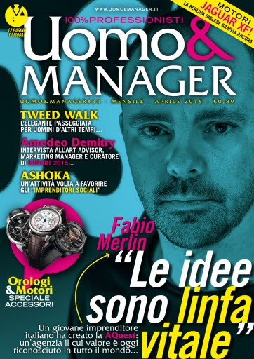UOMO & MANAGER Preview
