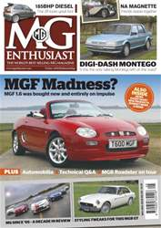 Vol.45 No.5 MGF Madness? issue Vol.45 No.5 MGF Madness?
