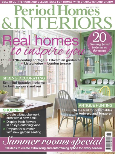 Lovely Title Cover Preview British Period Homes Preview