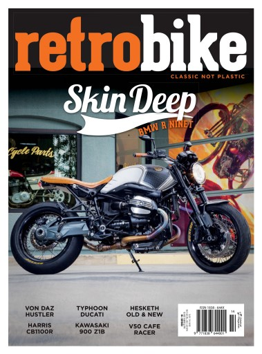 Retrobike Preview