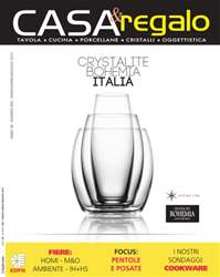 Casa&regalo- Mar-Mag 2015 issue Casa&regalo- Mar-Mag 2015