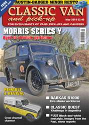 Vol.15 No.7 Morris Series Y issue Vol.15 No.7 Morris Series Y