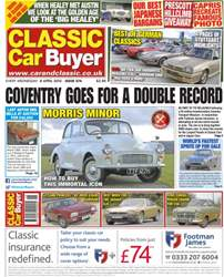 No.273 Coventry Goes For A Double Record! issue No.273 Coventry Goes For A Double Record!