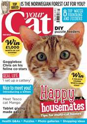 Your Cat Magazine May 2015 issue Your Cat Magazine May 2015
