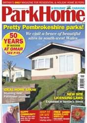 No.662 Pretty Pembrokeshire Parks issue No.662 Pretty Pembrokeshire Parks